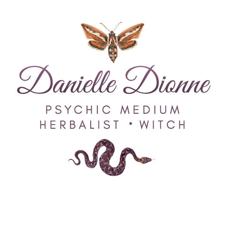 Danielle Dionne, Psychic Medium